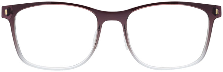 PRESCRIPTION-GLASSES-MODEL-ART-320-BROWN-GOLD-FRONT