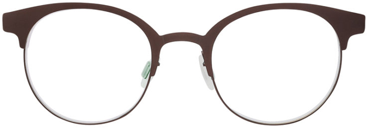 PRESCRIPTION-GLASSES-MODEL-ART-323-BROWN-FRONT