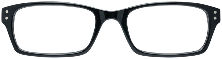 PRESCRIPTION-GLASSES-MODEL-ART-408-BLACK-FRONT