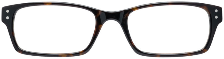 PRESCRIPTION-GLASSES-MODEL-ART-408-HAVANA-HORN-FRONT