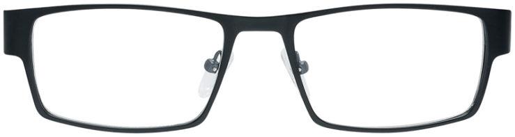 PRESCRIPTION-GLASSES-MODEL-DC-109-BLACK-FRONT
