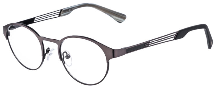 PRESCRIPTION-GLASSES-MODEL-DC-115-GUNMETAL-45