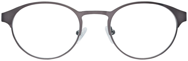 PRESCRIPTION-GLASSES-MODEL-DC-115-GUNMETAL-FRONT