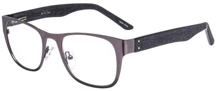 PRESCRIPTION-GLASSES-MODEL-DC-117-GUNMETAL-45