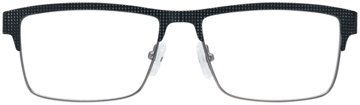 PRESCRIPTION-GLASSES-MODEL-DC-130-BLACK-FRONT