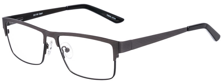 PRESCRIPTION-GLASSES-MODEL-DC-130-GUNMETAL-45