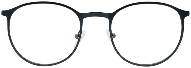 PRESCRIPTION-GLASSES-MODEL-DC-153-BLACK-FRONT