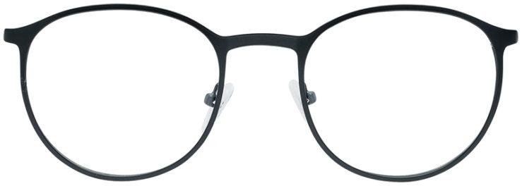 PRESCRIPTION-GLASSES-MODEL-DC-153-BLACK-FRONT