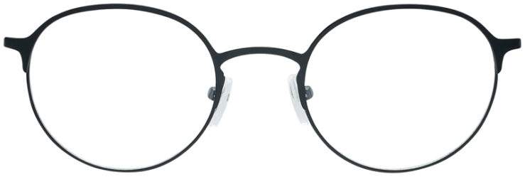PRESCRIPTION-GLASSES-MODEL-DC-160-BLACK-FRONT