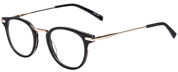 PRESCRIPTION-GLASSES-MODEL-DC-163-BLACK-GOLD-45