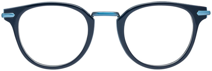 PRESCRIPTION-GLASSES-MODEL-DC-163-BLUE-FRONT