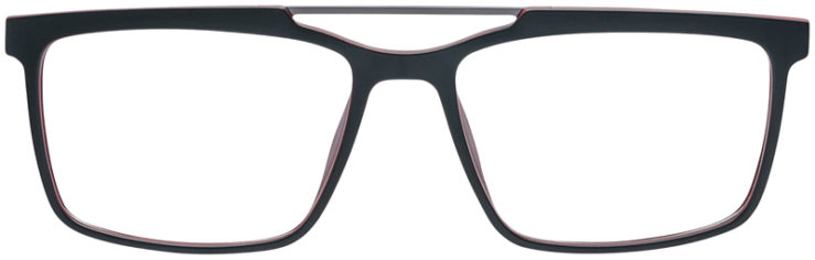 PRESCRIPTION-GLASSES-MODEL-DC-164-BLACK-FRONT