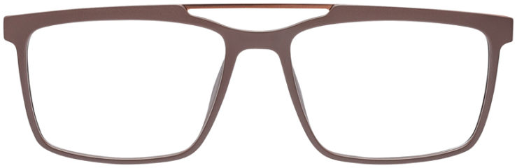 PRESCRIPTION-GLASSES-MODEL-DC-164-BROWN-FRONT