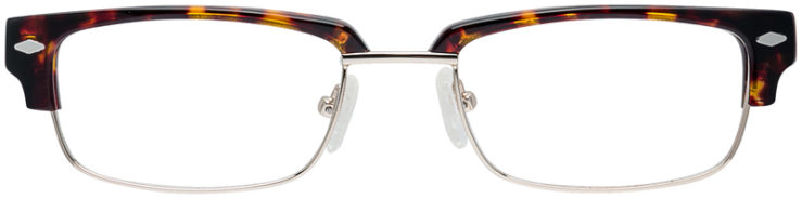 PRESCRIPTION-GLASSES-MODEL-DC-303-TORTOISE-FRONT