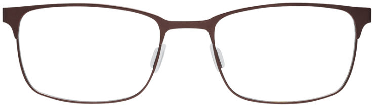 PRESCRIPTION-GLASSES-MODEL-DC-310-BROWN-FRONT