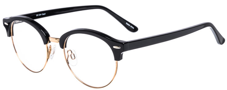 PRESCRIPTION-GLASSES-MODEL-DC-324-BLACK-GOLD-45