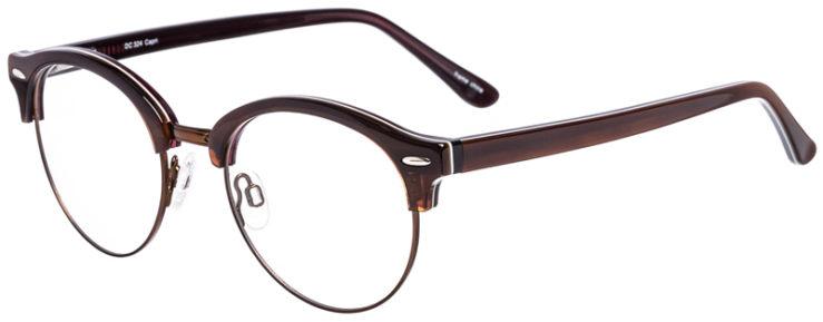 PRESCRIPTION-GLASSES-MODEL-DC-324-BROWN-45