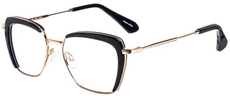 PRESCRIPTION-GLASSES-MODEL-DC-325-BLACK-GOLD-45