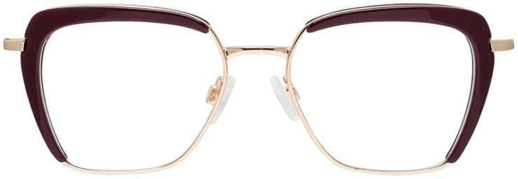 PRESCRIPTION-GLASSES-MODEL-DC-325-BURGUNDY-FRONT