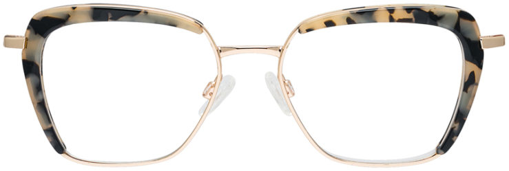 PRESCRIPTION-GLASSES-MODEL-DC-325-LEOPARD-GOLD-FRONT