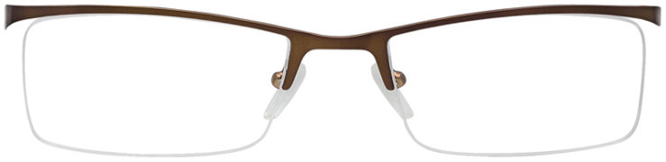 PRESCRIPTION-GLASSES-MODEL-DC-60-BROWN-FRONT