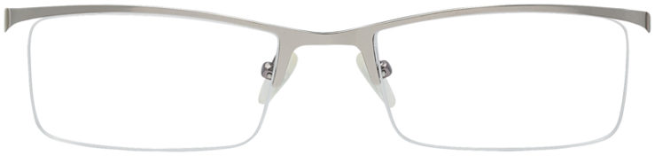 PRESCRIPTION-GLASSES-MODEL-DC-60-SILVER-FRONT