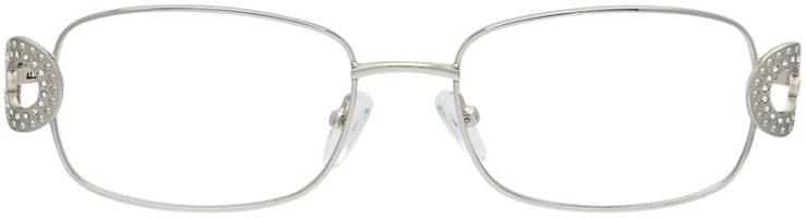 PRESCRIPTION-GLASSES-MODEL-DC-77-SILVER-FRONT