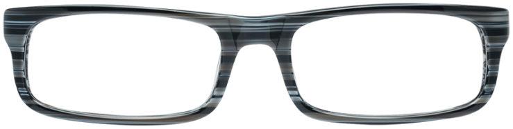 PRESCRIPTION-GLASSES-MODEL-DC-92-GREY-FRONT