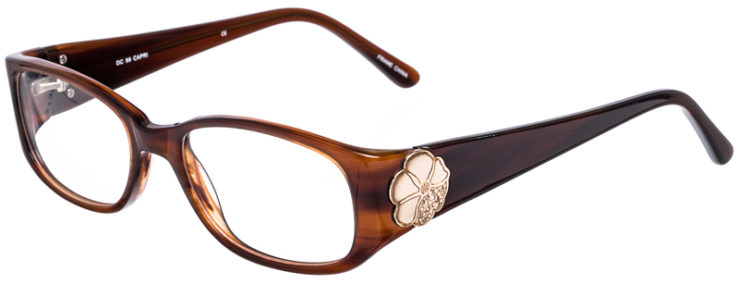 PRESCRIPTION-GLASSES-MODEL-DC-99-BROWN-45