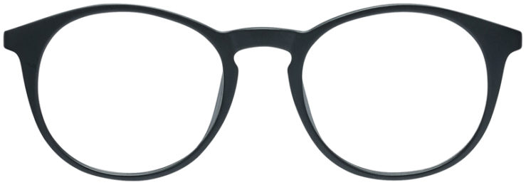 PRESCRIPTION-GLASSES-MODEL-DREW-BLACK-FRONT