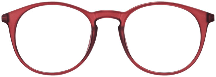 PRESCRIPTION-GLASSES-MODEL-DREW-BURGUNDY-FRONT