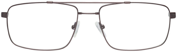 PRESCRIPTION-GLASSES-MODEL-FX107-GUNMETAL-FRONT