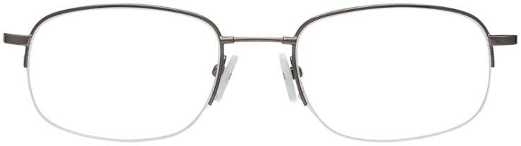 PRESCRIPTION-GLASSES-MODEL-FX6-GUNMETAL-FRONT