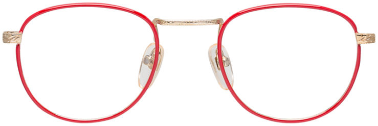 PRESCRIPTION-GLASSES-MODEL-GEEK-203-RED-FRONT