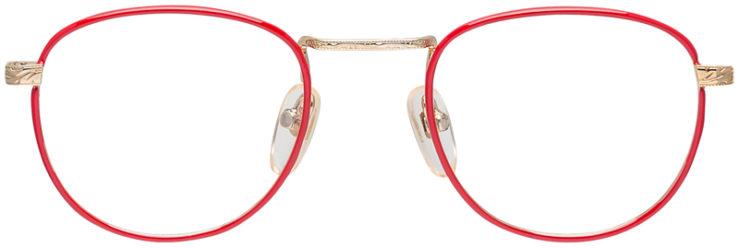 PRESCRIPTION-GLASSES-MODEL-GEEK-203-RED-FRONT