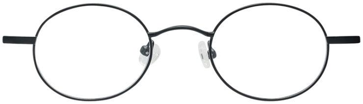 PRESCRIPTION-GLASSES-MODEL-GEEK-HARRY-MATTE-BLACK-FRONT
