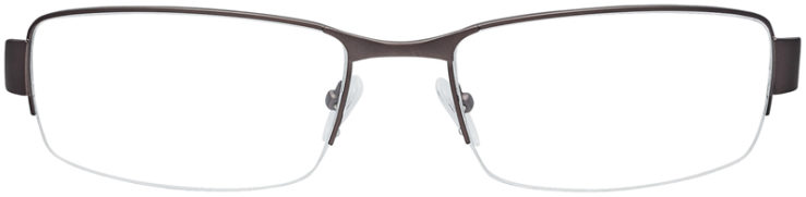 PRESCRIPTION-GLASSES-MODEL-GR-802-GUNMETAL-FRONT
