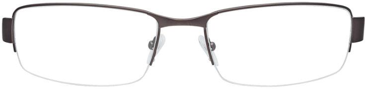 PRESCRIPTION-GLASSES-MODEL-GR-802-GUNMETAL-FRONT