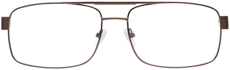 PRESCRIPTION-GLASSES-MODEL-GR-803-BROWN-FRONT