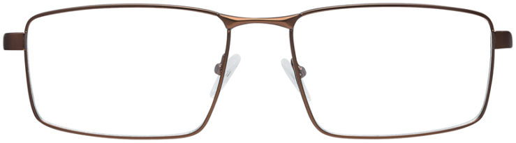 PRESCRIPTION-GLASSES-MODEL-GR-805-BROWN-FRONT