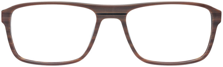 PRESCRIPTION-GLASSES-MODEL-GR-806-BROWN-FRONT