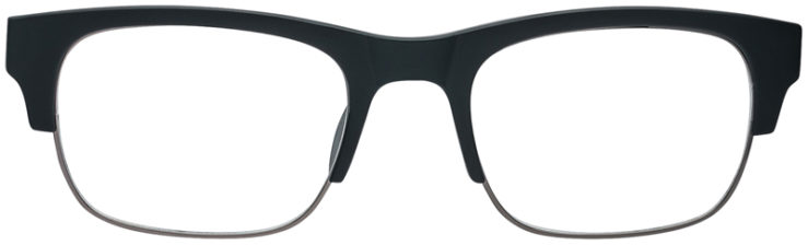 PRESCRIPTION-GLASSES-MODEL-IRA-BLACK-GUNMETAL-FRONT