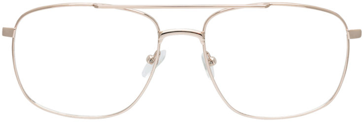 PRESCRIPTION-GLASSES-MODEL-OLIVE-GOLD-FRONT
