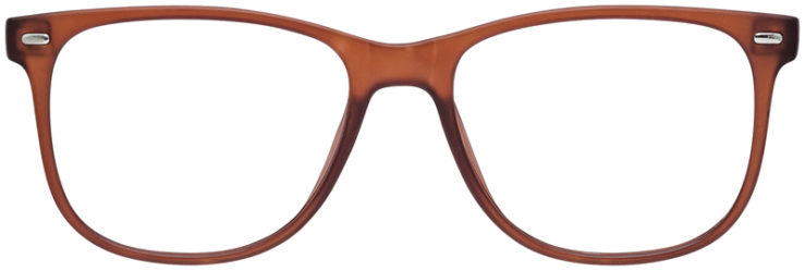 PRESCRIPTION-GLASSES-MODEL-ONLINE-BROWN-FRONT
