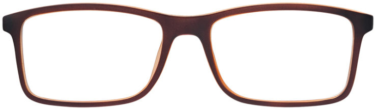 PRESCRIPTION-GLASSES-MODEL-PARKER-BROWN-FRONT