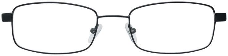 PRESCRIPTION-GLASSES-MODEL-PT-78-BLACK-FRONT
