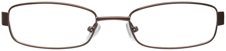 PRESCRIPTION-GLASSES-MODEL-PT-86-BROWN-FRONT