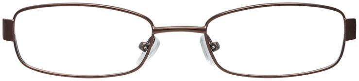 PRESCRIPTION-GLASSES-MODEL-PT-86-BROWN-FRONT