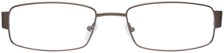 PRESCRIPTION-GLASSES-MODEL-PT-88-BROWN-FRONT