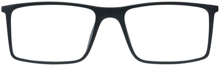 PRESCRIPTION-GLASSES-MODEL-ROGER-BLACK-FRONT
